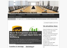 Fussball-business-news.de thumbnail