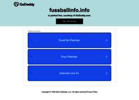 Fussballinfo.info thumbnail
