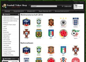 Fussballtrikots-online.net thumbnail