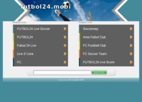 Futbol24.mobi thumbnail