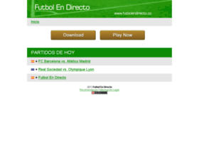 Futbolendirecto.co thumbnail
