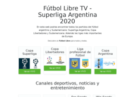Futbollibre.futbol thumbnail
