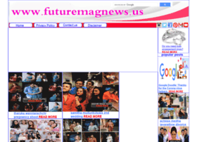 Futuremagnews.us thumbnail