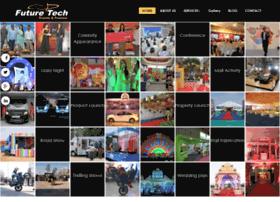 Futuretechevents.in thumbnail