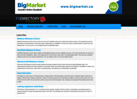 Fxdirectory.ca thumbnail