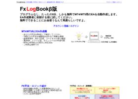 Fxlogbook.jp thumbnail