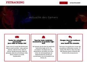 Fxtracking.fr thumbnail