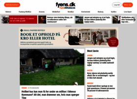 Fynskedistriktsblade.dk thumbnail
