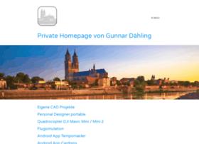 G-daehling.de thumbnail