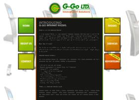 G-go.co.uk thumbnail
