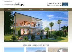 G-hope.jp thumbnail
