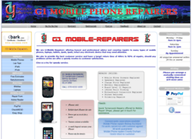 G1mobile-repairers.co.uk thumbnail