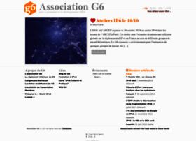 G6.asso.fr thumbnail