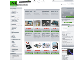 G7electronica.net thumbnail