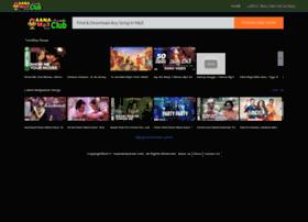 Gaanamp3club.com thumbnail
