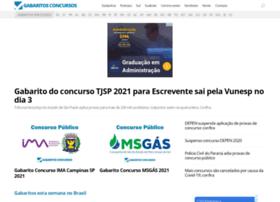 Gabaritosconcursos.com.br thumbnail