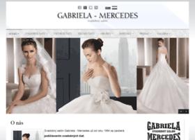 Gabriela-mercedes.sk thumbnail