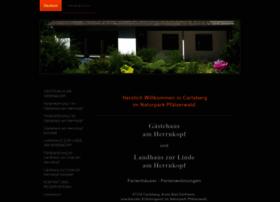 Gaestehaus-am-herrnkopf.de thumbnail