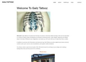 Gailztattooz.com thumbnail
