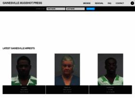 Gainesville.mugshot.press thumbnail
