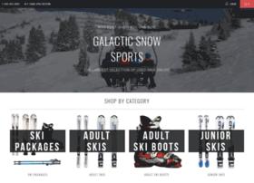 Galacticsnowsports.com thumbnail