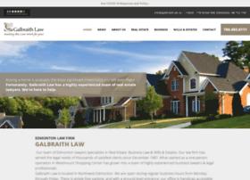 Galbraith.ab.ca thumbnail