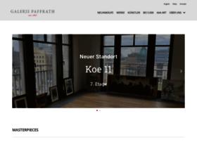 Galerie-paffrath.de thumbnail