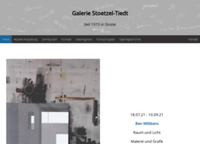 Galerie-tiedt.de thumbnail