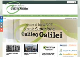 Galileiostiglia.gov.it thumbnail