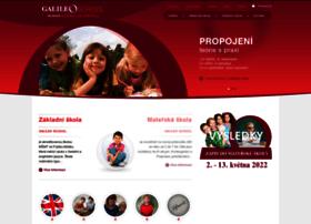 Galileoschool.cz thumbnail
