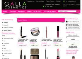 Gallacosmetics.ro thumbnail
