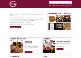 Galleriarestaurant.co.uk thumbnail
