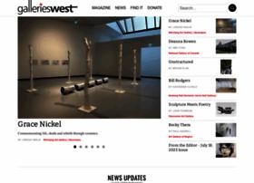 Gallerieswest.ca thumbnail