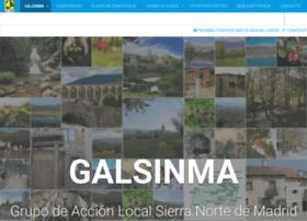 Galsinma.org thumbnail