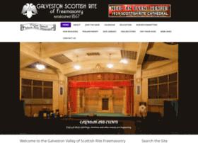 Galvestonscottishrite.org thumbnail