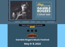 Gamblerogersfest.org thumbnail