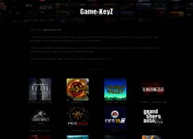 Game-keyz.info thumbnail