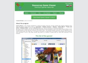 Game-viewer.org thumbnail