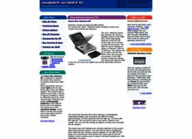Gameboy-advance-sp.com thumbnail