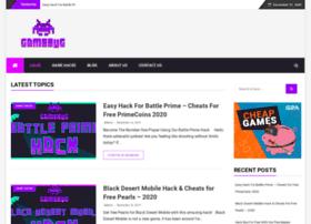 Gamebug.org thumbnail