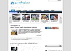 Gamebunkerz.blogspot.in thumbnail