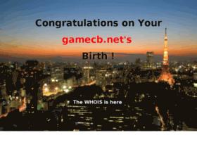 Gamecb.net thumbnail