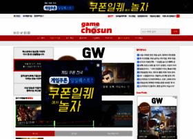 Gamechosun.co.kr thumbnail