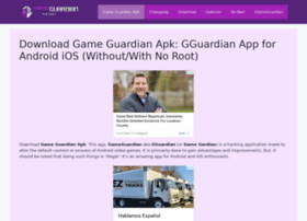 Gameguardianapk.com thumbnail
