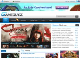 Gameguyz.com.br thumbnail