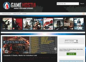 Gamehostia.com thumbnail