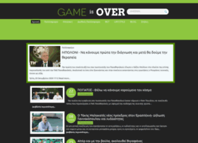 Gameisover.gr thumbnail