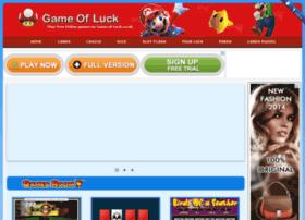 Gameofluck.co.uk thumbnail