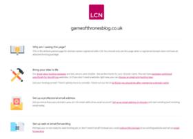 Gameofthronesblog.co.uk thumbnail