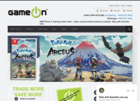 Gameon.com.my thumbnail